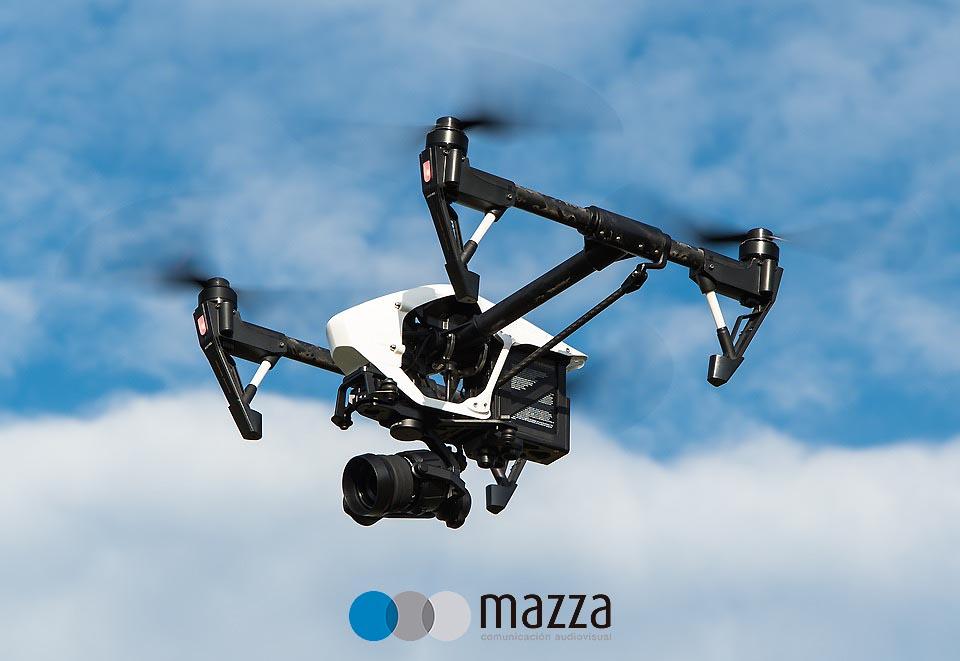 fotografo aéreo video spots web fotografía drones mazza comunicación audiovisual Murcia