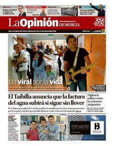 Mazda Comunicacion Videoclip Malas Pulgas Hospital Virgen de la Arrixaca Afacmur