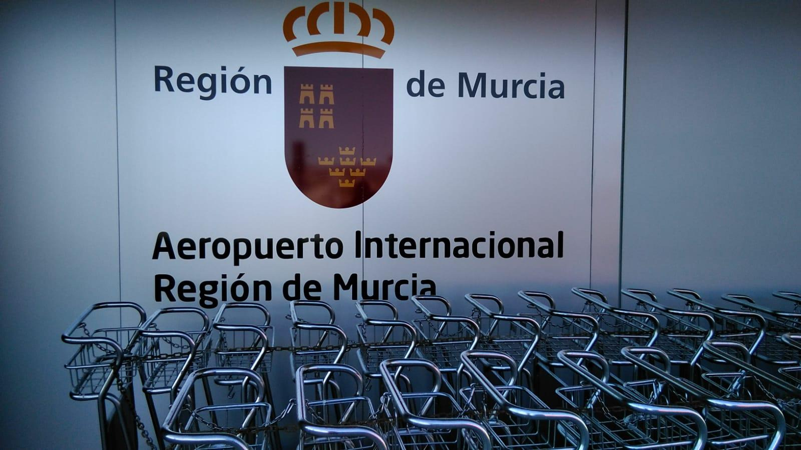 Aeropuerto De Corvera Murcia Mazza Comunicacion